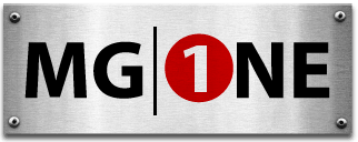 MG One Logo