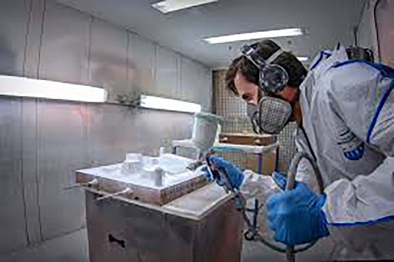 fabrication matériaux composite